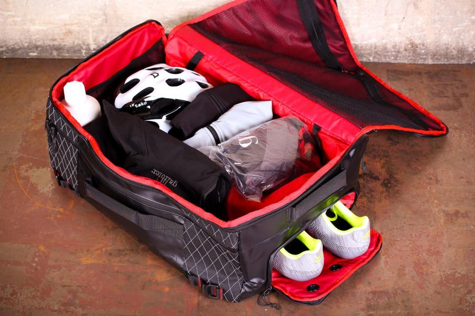 16168d91f0 Review  Silca Maratona Gear Bag