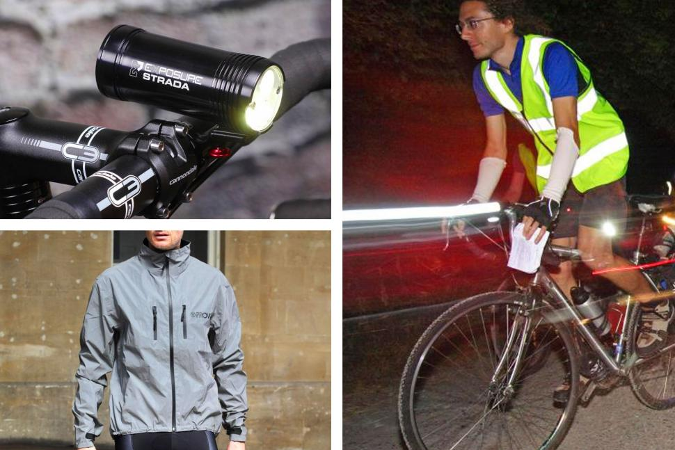 Six tips for cycling at night Sept 2018