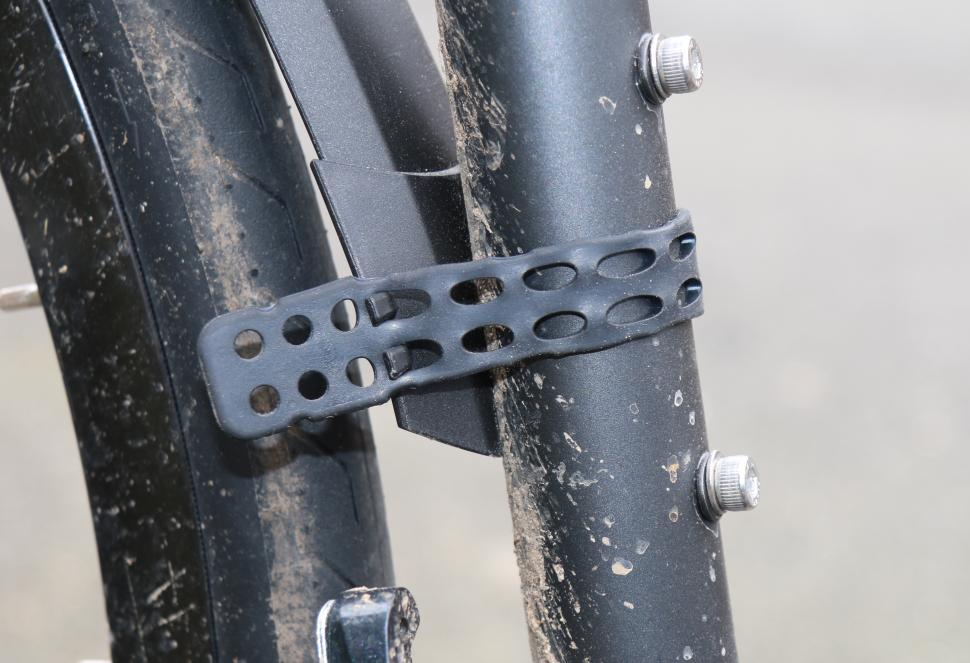 Bike Mudguard Set Sks Speedrocker Black
