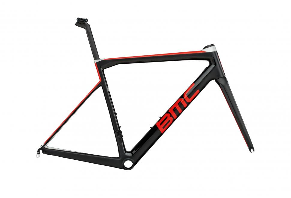 BMC launches new Teammachine with rim or disc brakes