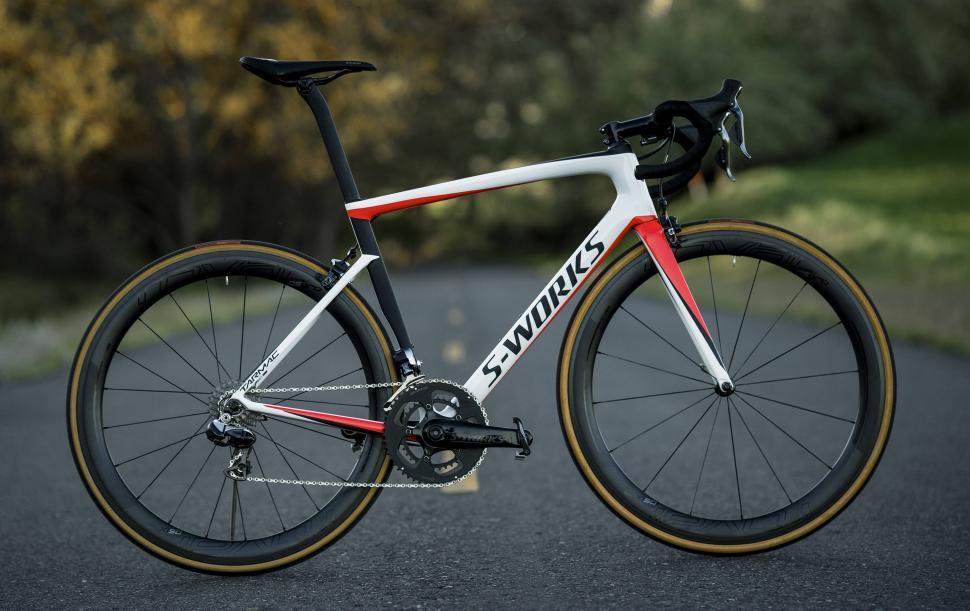 2295614e974 Specialized Tarmac 2018: New frame is 200g lighter and more aero ...