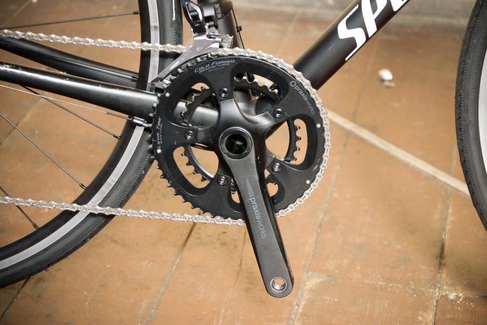Specialized Allez Elite - crank.jpg