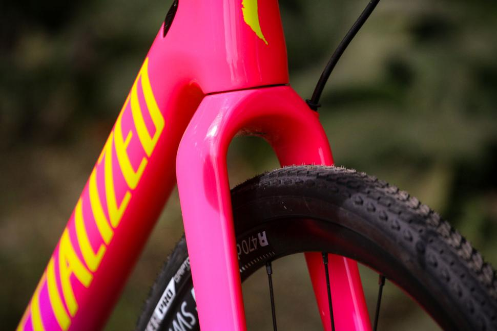 Specialized Crux Elite - fork clearance.jpg
