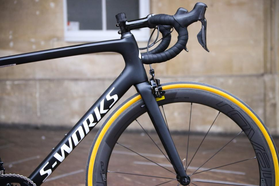 Review specialized s works tarmac sl6 road specialized s works tarmac frontg solutioingenieria Images