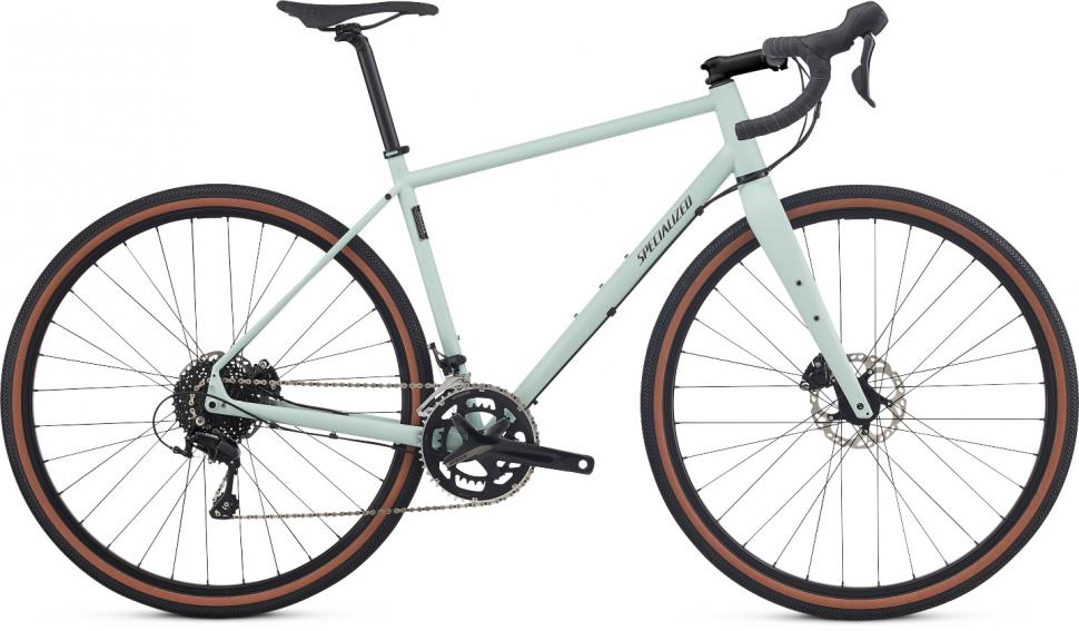 Specialized Sequoia Steel Adventure Bike With Disc Brakes