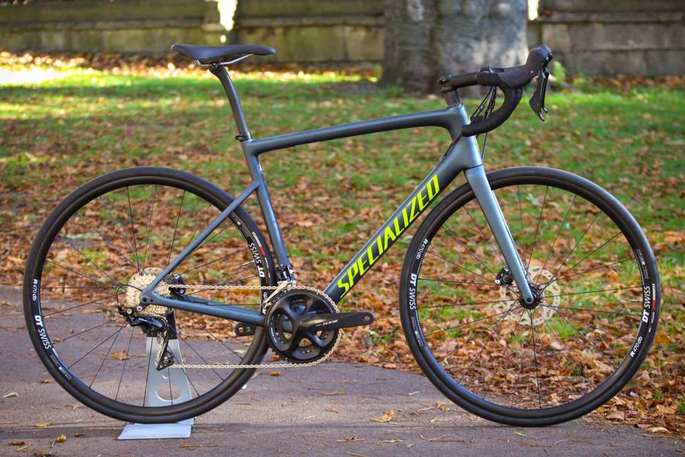Review: Specialized Tarmac Disc Sport | road cc