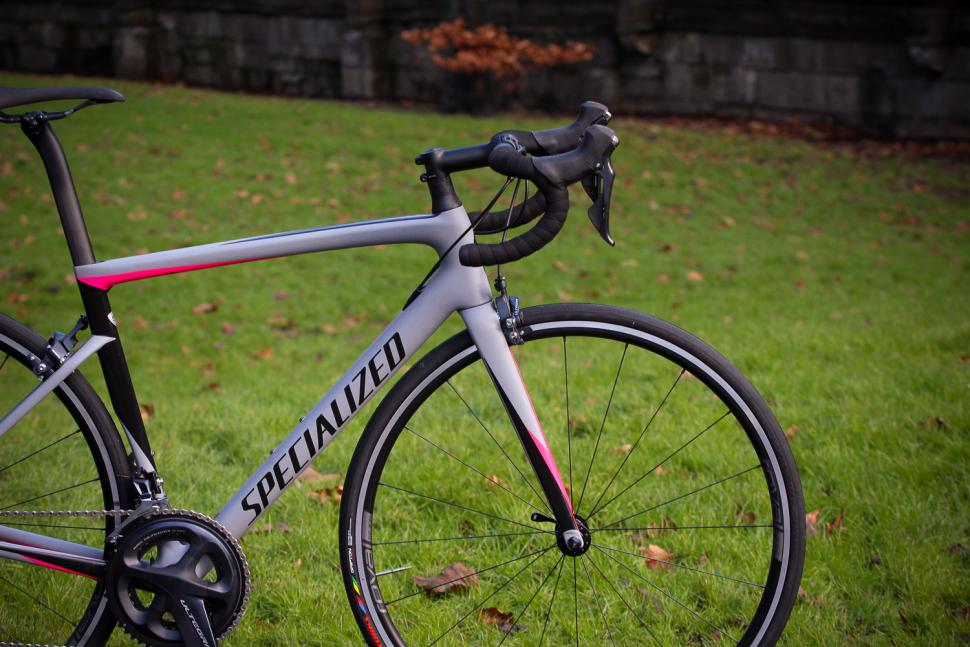 Review: Specialized Tarmac SL6 Expert Women's | road cc