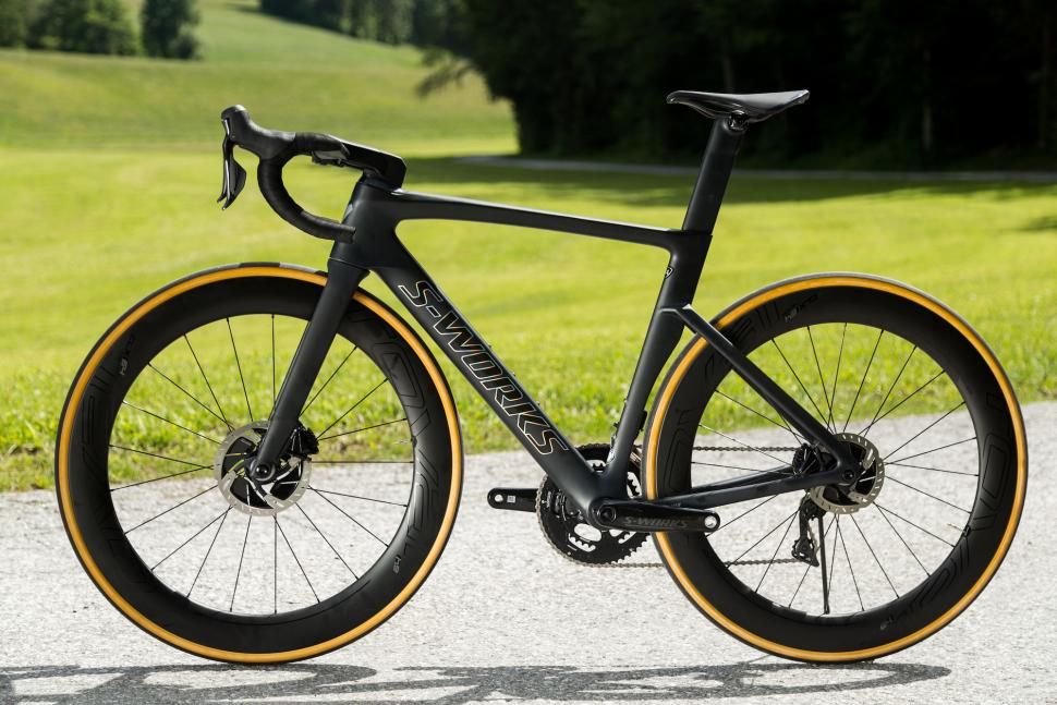 Specialized Venge 2019 - All-new aero frame with discs and