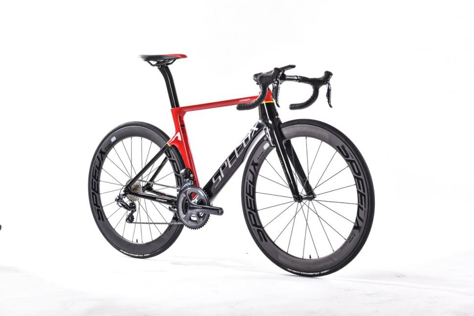 Updated Sdx Aero Bikes Reach Crowdfunding Target In Two Hours