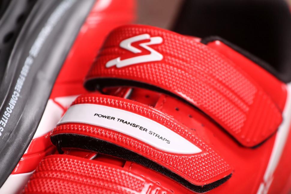 Spiuk Rodda Road Cycling Shoes - straps.jpg