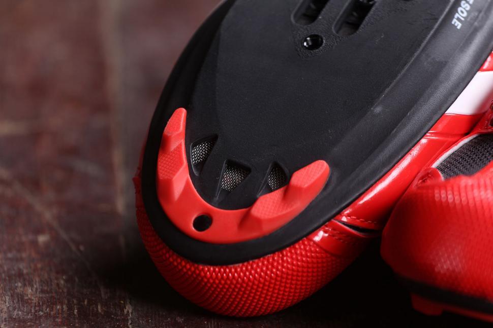 Spiuk Rodda Road Cycling Shoes - toe.jpg