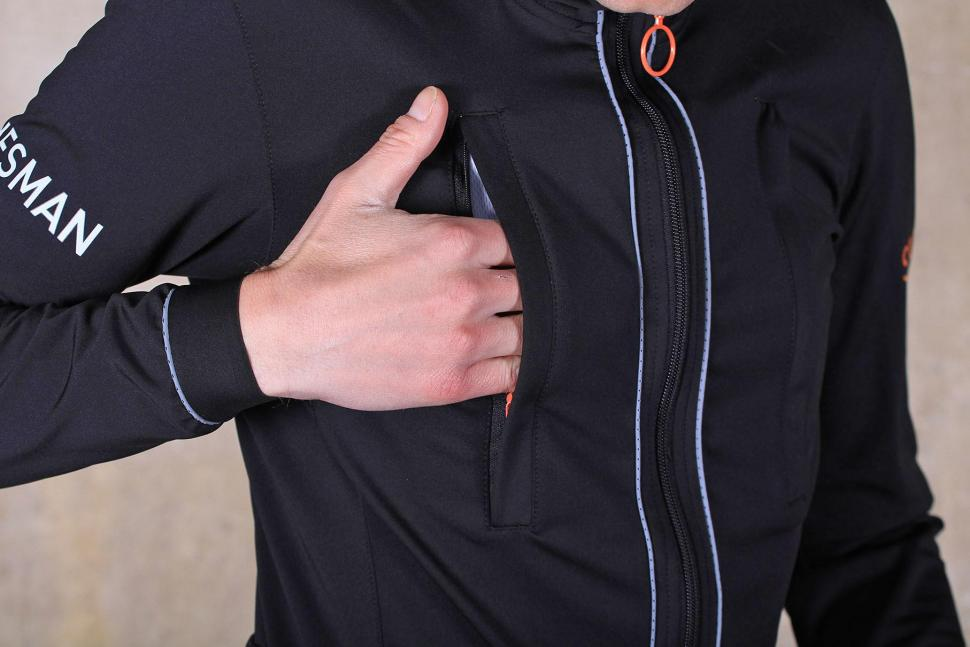 Spokesman Ghost Jacket - chest vent.jpg 12dd9ab53