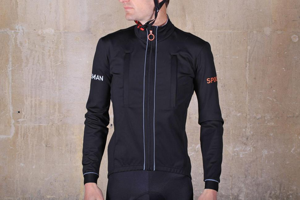 Review  Spokesman Ghost Jacket  1ccc2535e