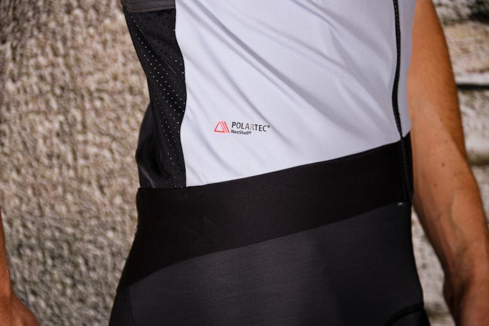 Sportful Fiandre Pro Jacket Short Sleeve - Polartec logo.jpg