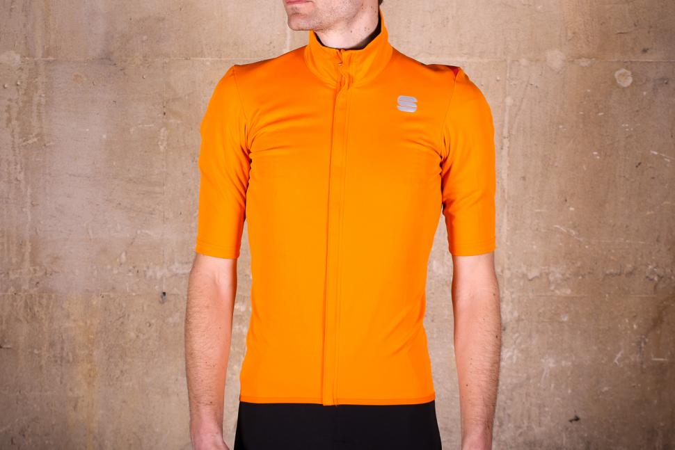 T Fiandre Light Cyclisme Orange Sportful Ls Shirt Norain Ymf6yv7Ibg