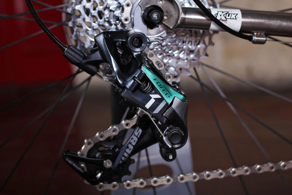 2e297851099 Review: SRAM Force 1 | road.cc