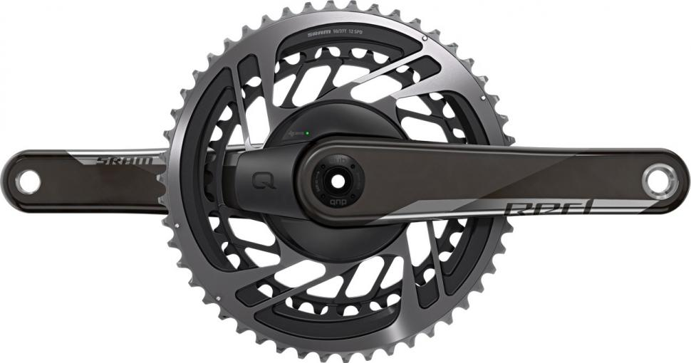 SRAM Red AXS double chainset power meter