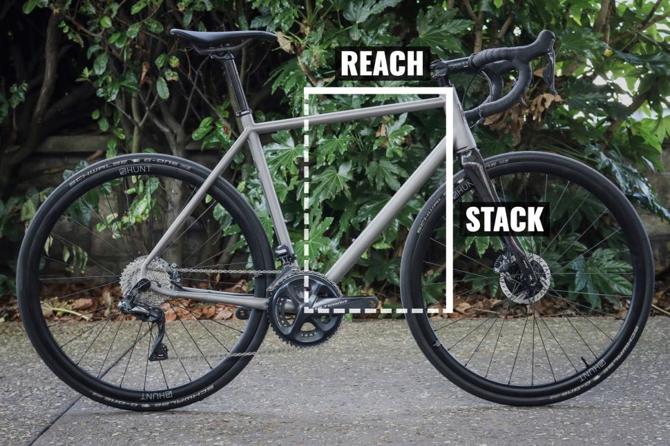 Stack and reach - 1