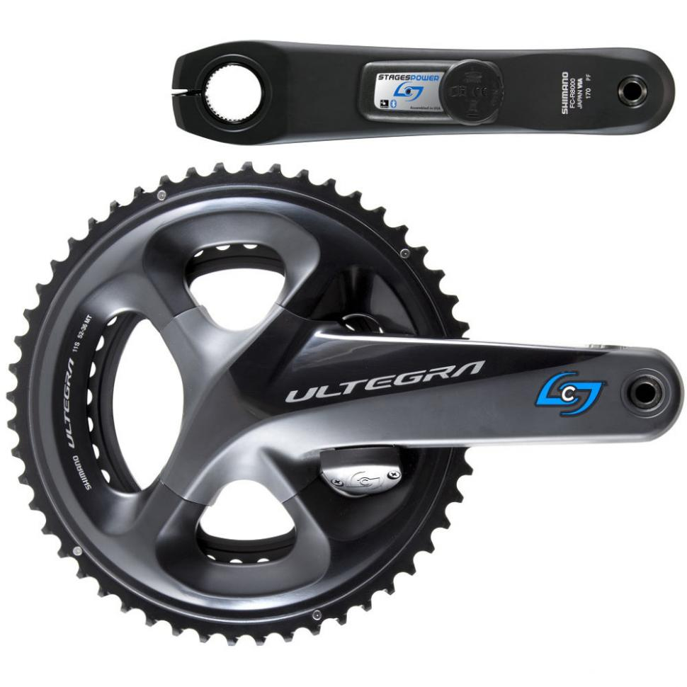 Stages-Cycling-Power-Meter-Ultegra-R8000-LR-Black-170mm-53-39T-Internal-Black-2018-STAUR8A4