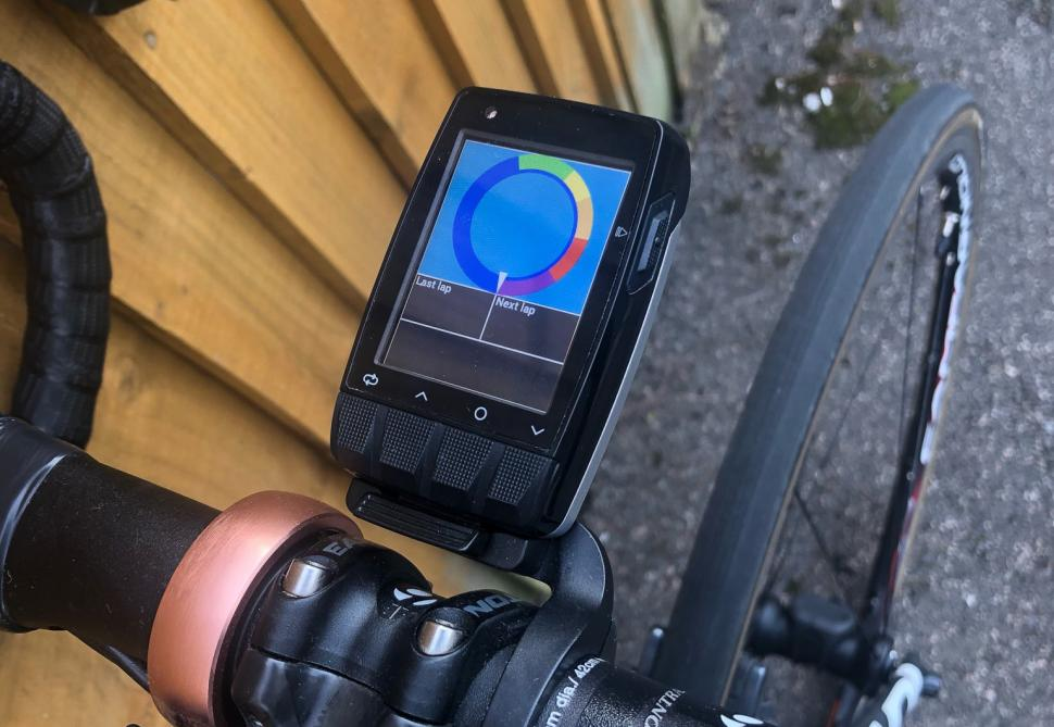 Stages Dash M50 wireless GPS Cycling computer Shimano Power meter Compatibile
