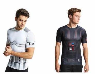 Star Wars compression T-shirt  Use the Force  926e81d17