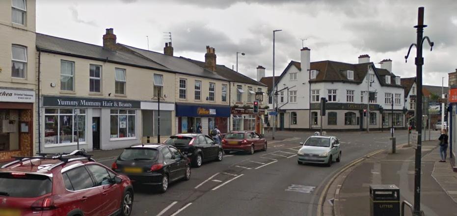 Station Road, Taunton (via StreetView)