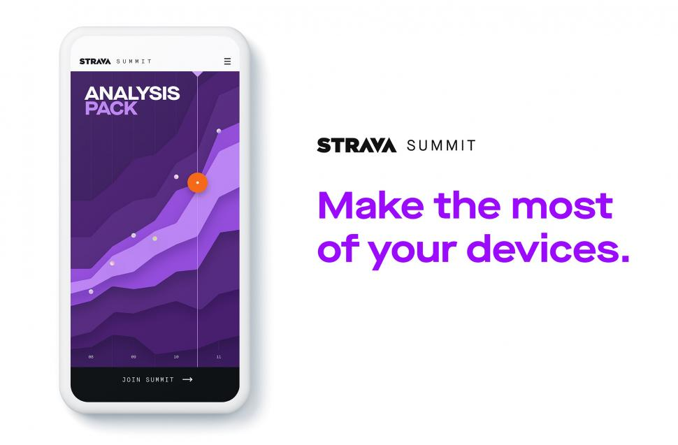 Strava Summit replaces Premium with choice of three packs to suit