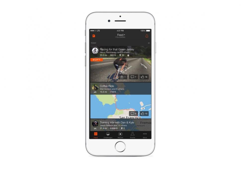 Strava Premium members get two months free on Zwift | road cc