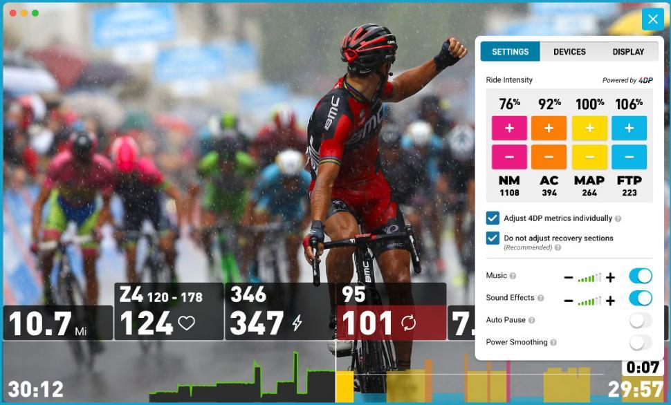 mejores aplicaciones para ciclismo indoor