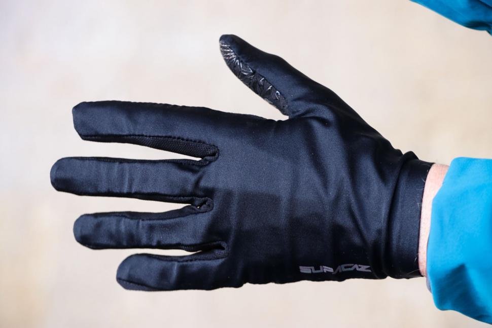 Supacaz SupaG Long Gloves - back of hand.jpg
