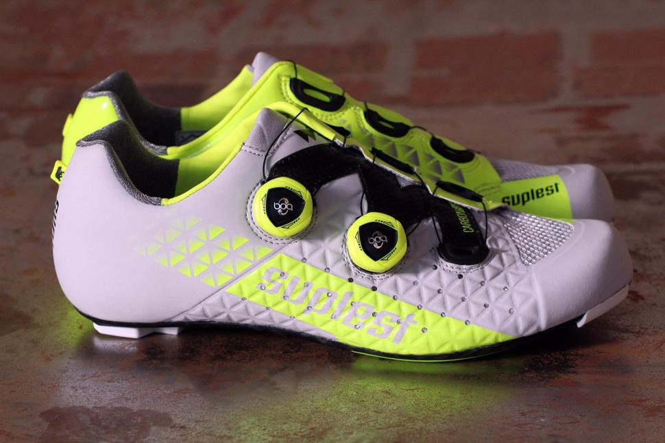 Suplest Road Carbon Edge 3 Cycling Shoe - side.jpg