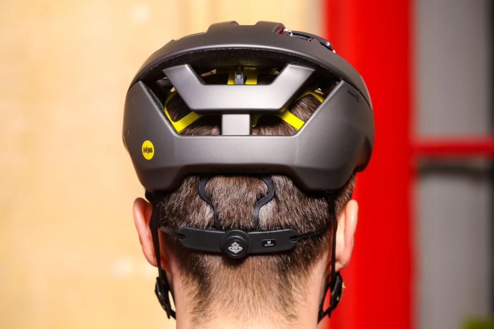 Sweet Protection Falconer MIPS helmet - back.jpg