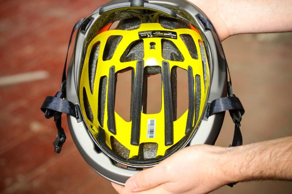 Sweet Protection Falconer MIPS helmet - inside.jpg