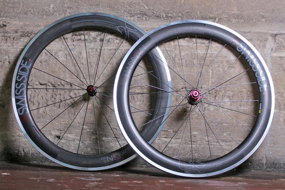 Review Swiss Side Hadron 625 Wheelset Road Cc