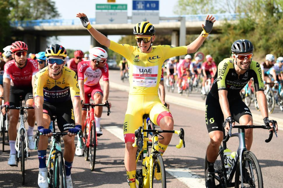 Tour de France Stage 21: Sam Bennett wins on the Champs-Elysees, Tadej Pogacar seals the overall victory (+ highlights)
