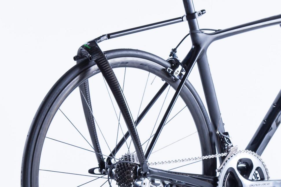 Bristol Company Launches Carbon Fibre Bike Rack On