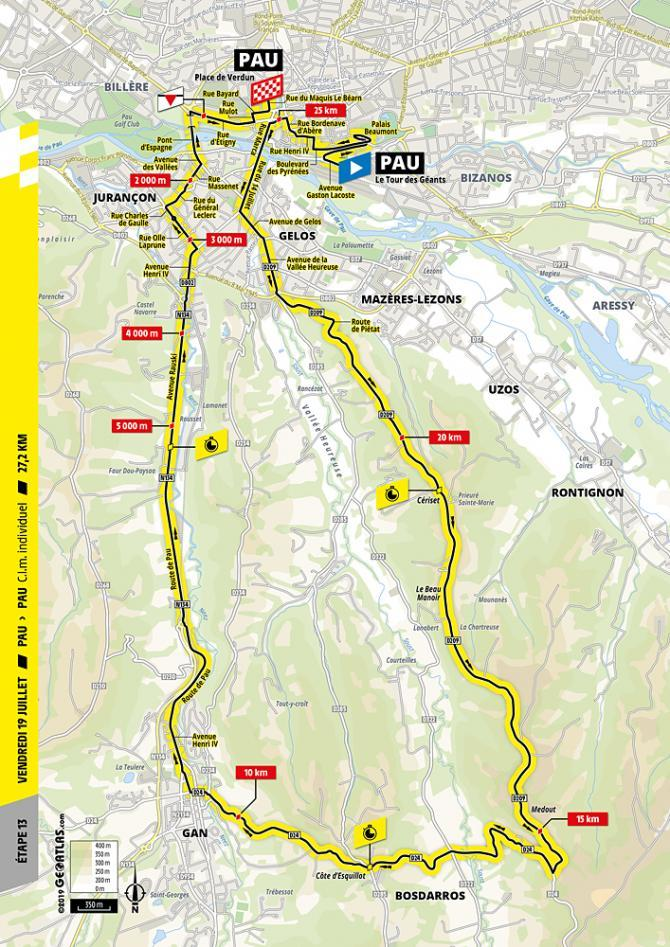 Tour de France 2019 preview: Your stage-by-stage guide to what lies