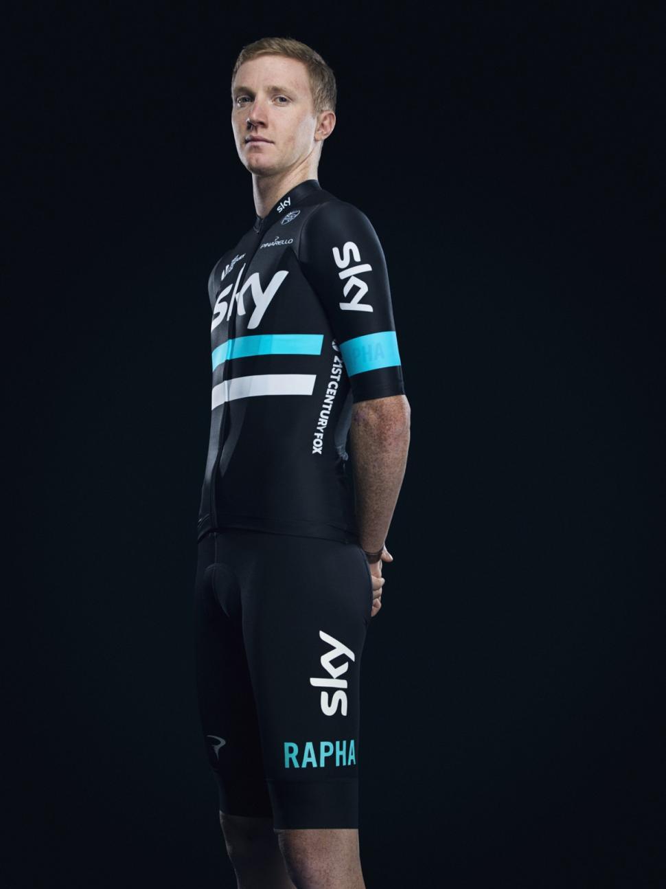 Rapha announces 2016 Team Sky kit  bc6af7500