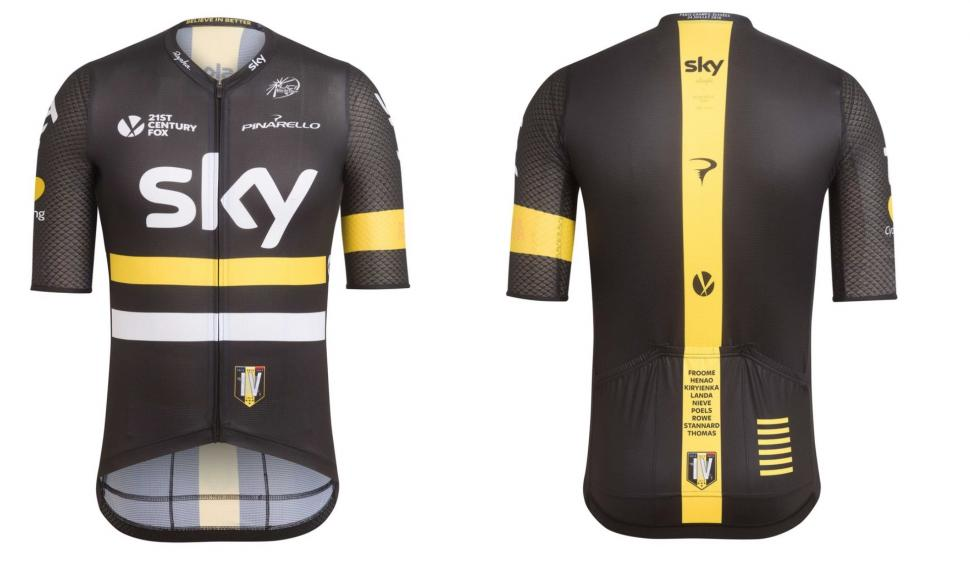 ad7375057 Now you can look like Chris Froome as Rapha unveil Team Sky IV ...