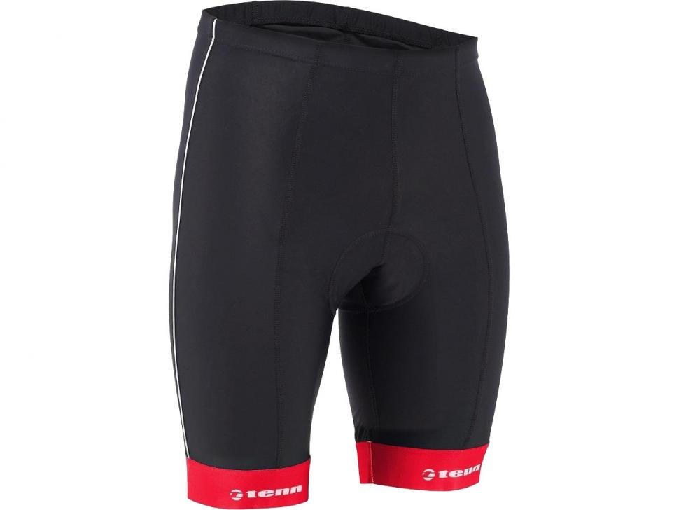 Tenn Mens Coolflo 8 Panel Padded Cycling Shorts.jpg