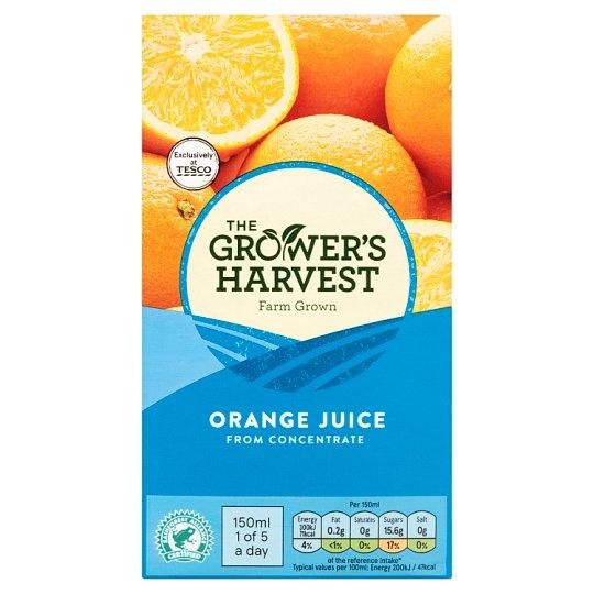 Tesco Orange Juice