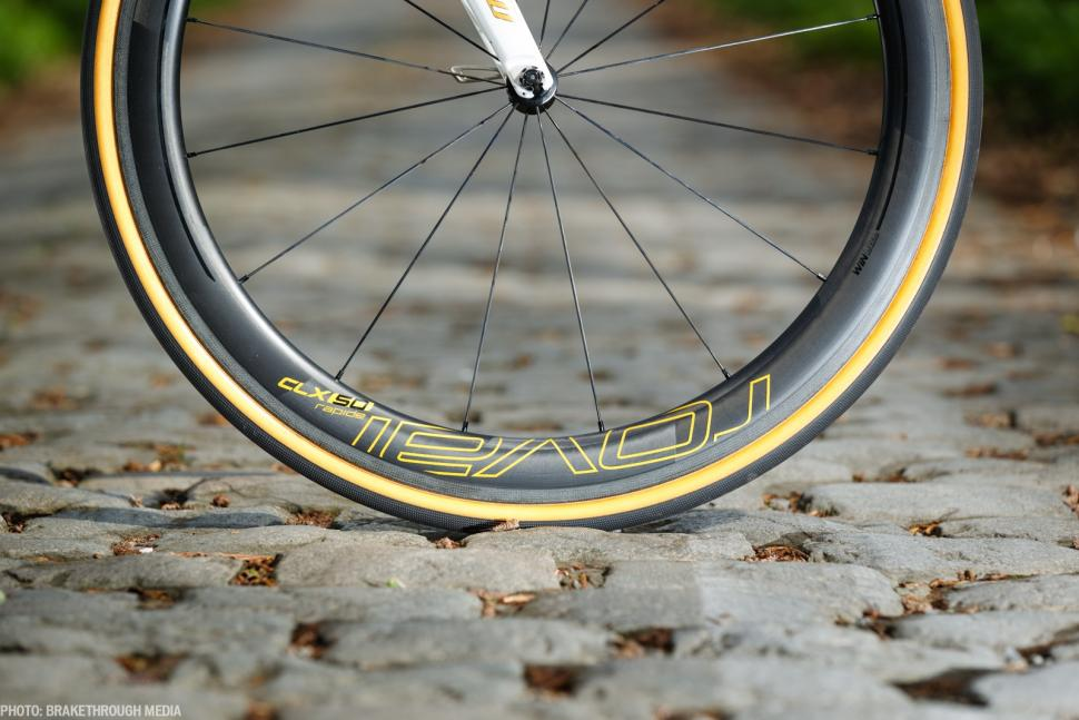 ba23db306a5 Specialized unveil S-Works Hell of the North 28mm tyres at Paris ...