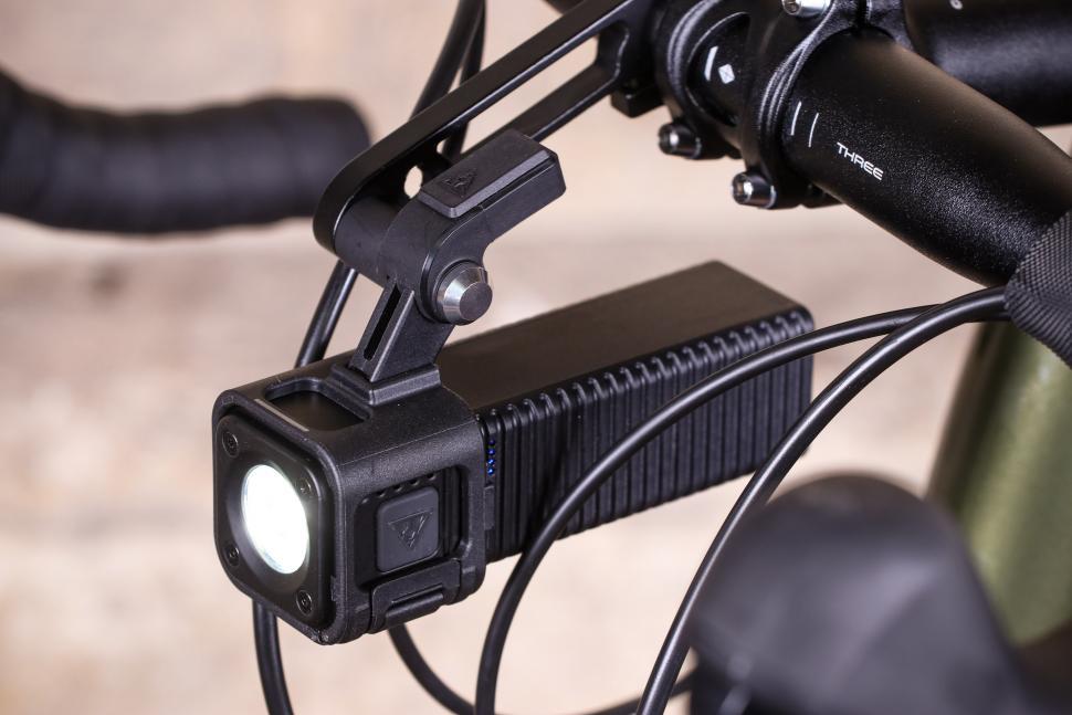 850 /& 500 LM-Noir-Mtb//Route Cyclisme Topeak Cubicubi Front Bike Light