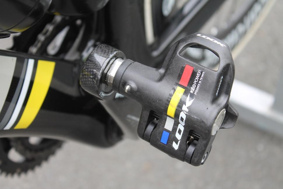 Tour de France 2016 power meters Look Keo Power - 1.jpg