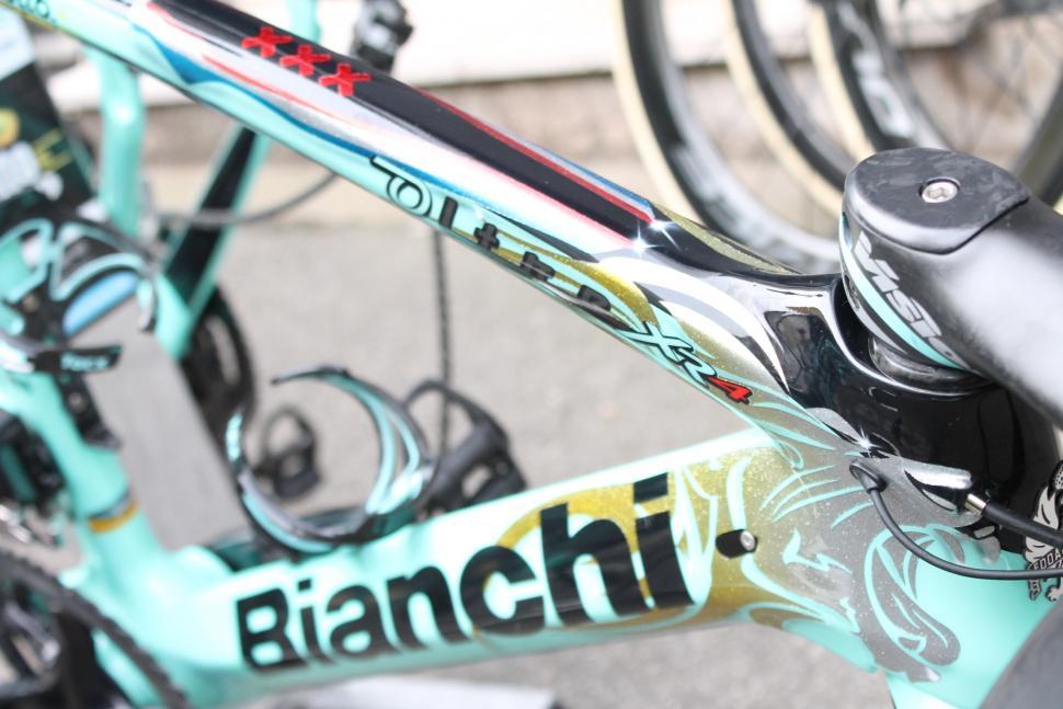 Tour de France 2018 Groenewegen Bianchi Oltre XR4 - 1