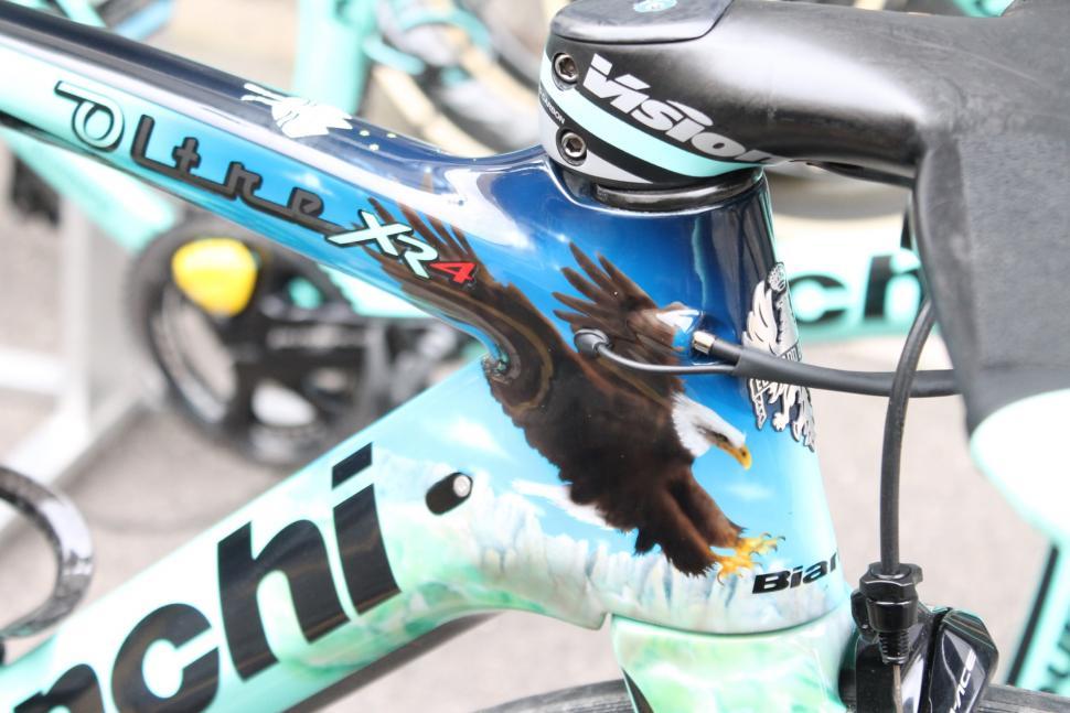Tour de France 2018 Roglic Bianchi Oltre XR4 - 1