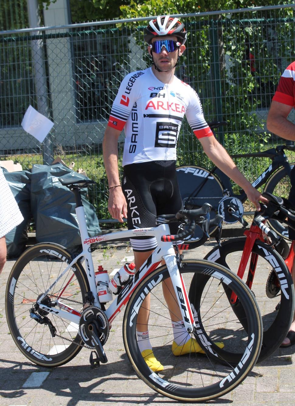 Tour de France 2019 Anthony Delaplace BH - 1