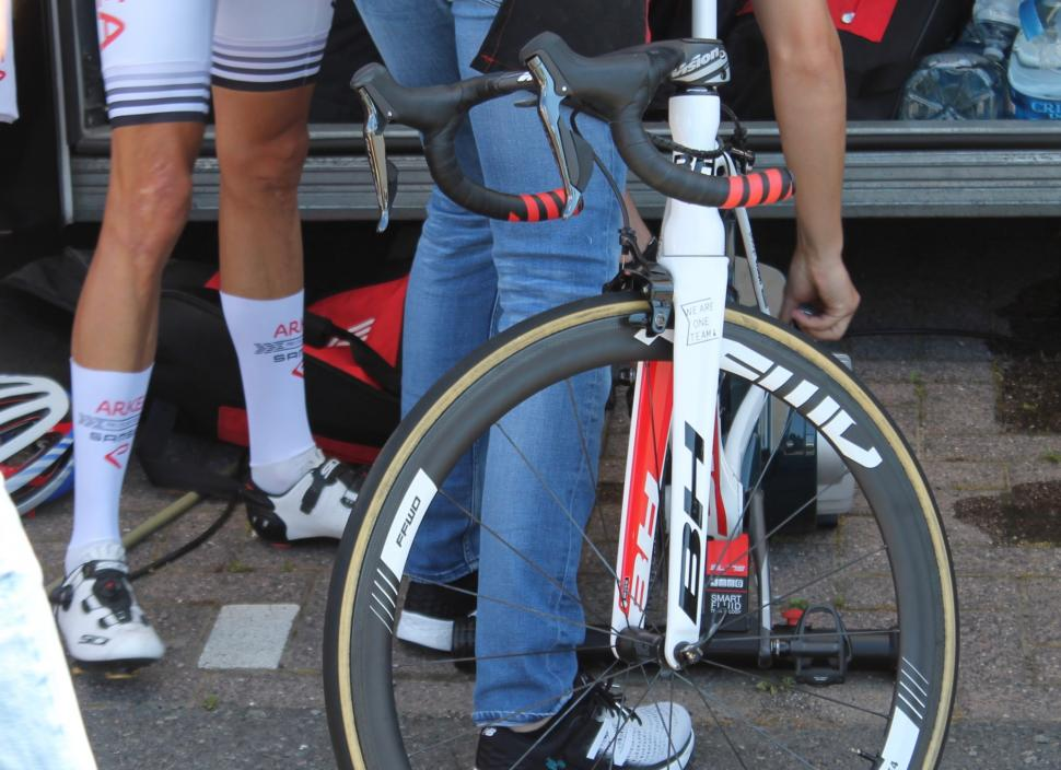 Tour de France 2019 Arkea Samsic socks - 1