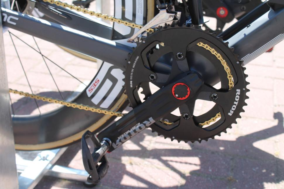 Tour de France 2019 BMC gold chain - 1