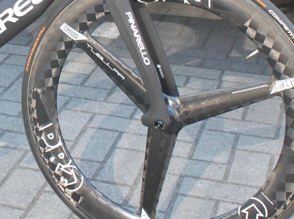 Tour de France 2019 Bolide dropout - 1